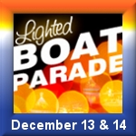 Annual Lighted Boat Parade on the Columbia