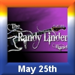 Randy Linder & his CCR Tribute Band are Travelin' to The Island!