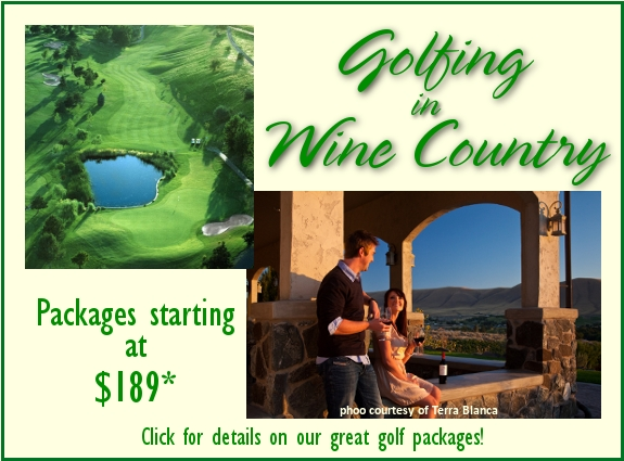 Golfing in Wine Country