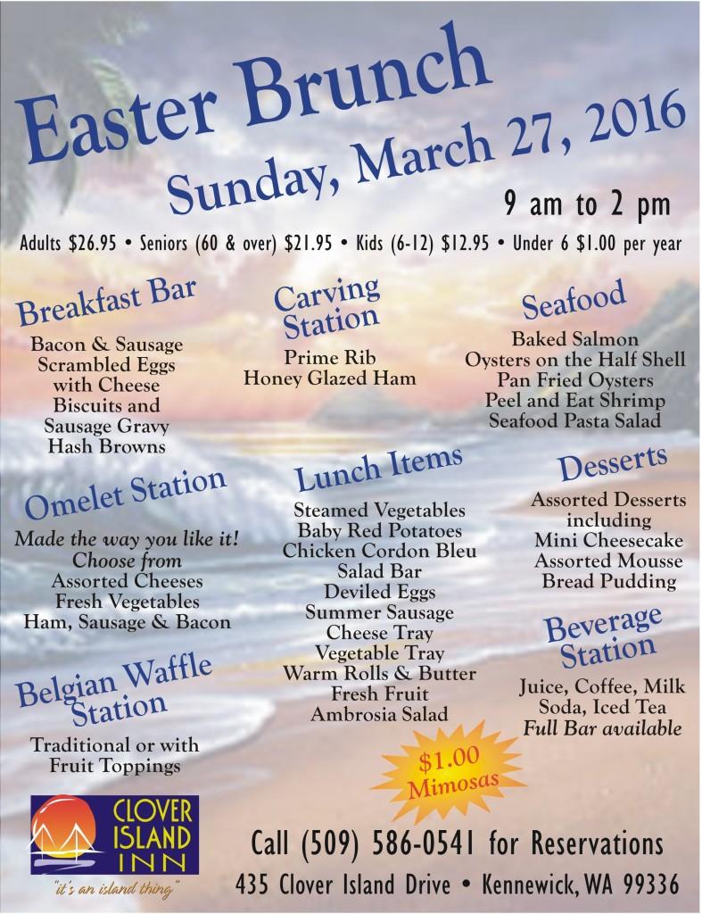 Easter flyer 2016