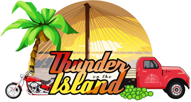 Thunder on the island 2019