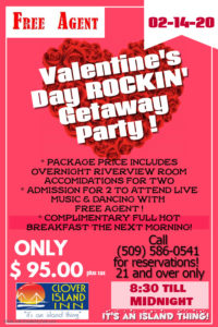 kennewick 2020 Valentines-Party