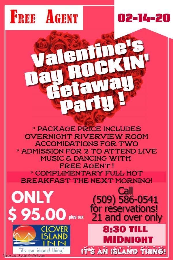kennewick 2020 Valentines-Party
