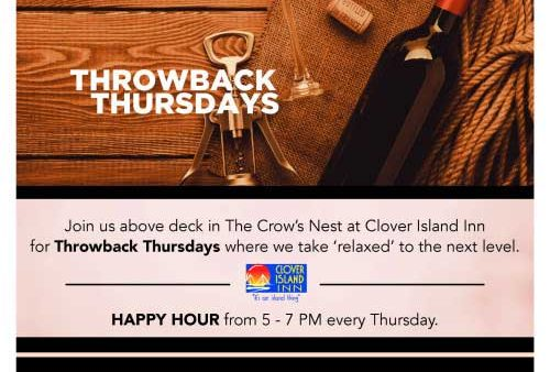 Throwback Thursdays at Kennewick Hotel