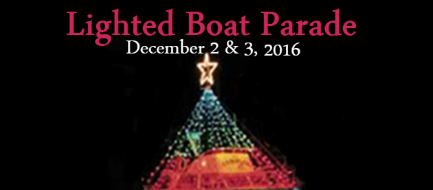 Tri-Cities hotel lighted boat parade