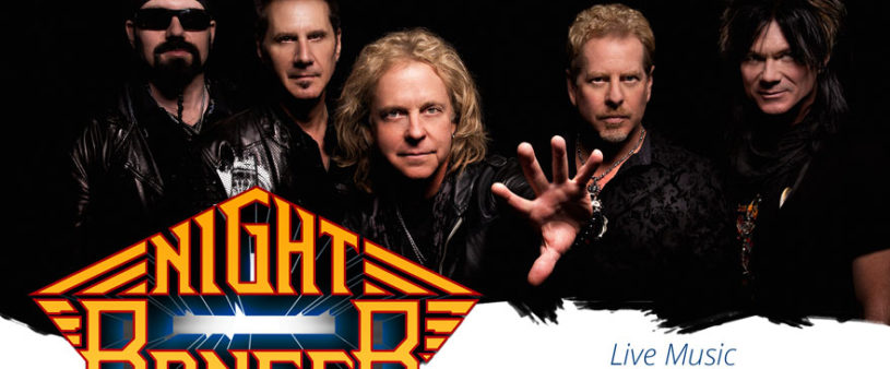 Night Ranger Friday August 18