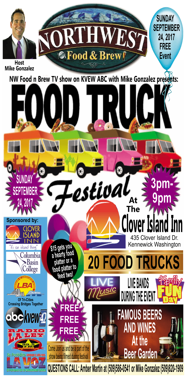 Food Truck Festival!