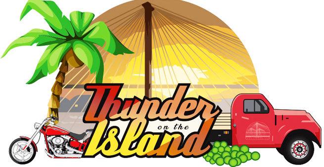 kennewick hotel Thunder on the island 2019