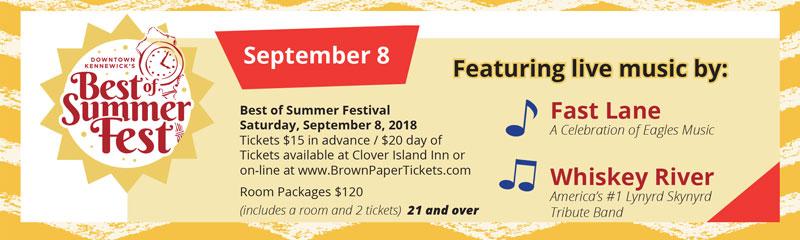 best of summer festival 2018