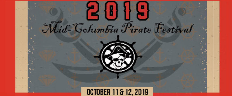 pirate festival Kennewick Hotel 2019